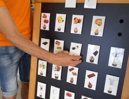 Camarò: la gelateria Accessibile