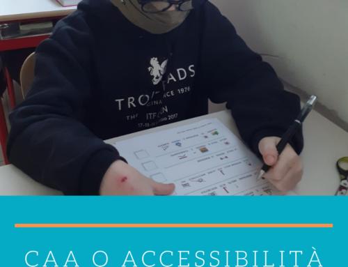 Parliamone insieme: CAA o Accessibilità all'informazione?